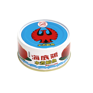 Chunk Tuna In Salt Water
