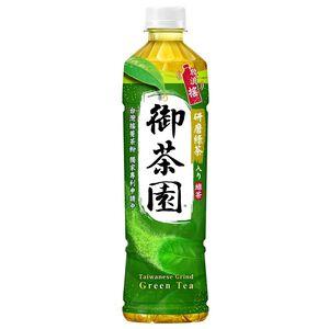 RTG Green tea- Ground tea added 550ml