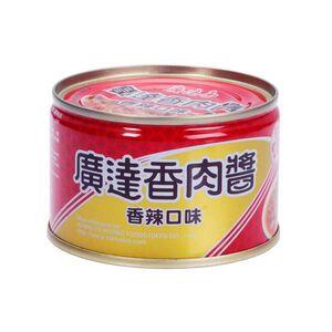 廣達香家常肉醬-香辣口味-160g