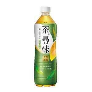 黑松茶尋味新日式綠茶590ml