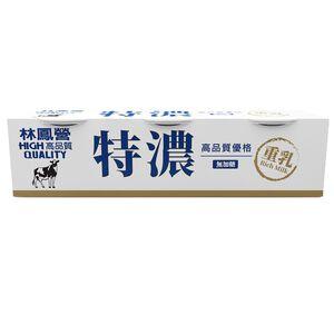 林鳳營特濃重乳優格無加糖-80gx3到貨效期約6-8天