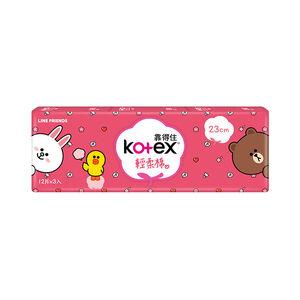Kotex Natural Soft day pad
