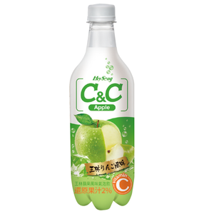 Heysong CC Sparking Drink Apple 500ml