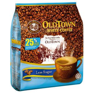 舊街場 三合一 減糖白咖啡