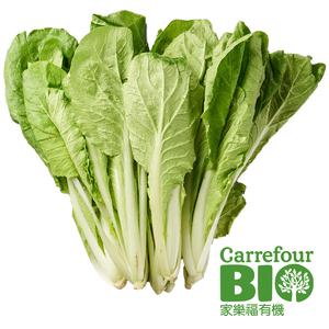 家樂福有機小白菜(每袋約250克)