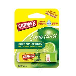 Carmex小蜜媞 防曬護唇膏-檸檬口味-4.25g