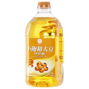 【純素】福壽不飽和大豆沙拉油2L