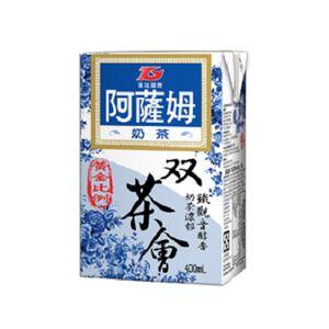 阿薩姆茶會烏龍奶茶 330ml