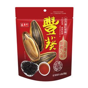 盛香珍豐葵香瓜子-日月潭紅茶風味-188g