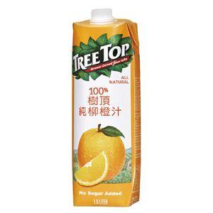 Tree Top 100 Orange Juice 1000ml