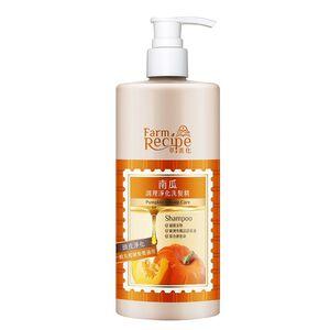 Farm Recipe Pumpkin Scalp Care Shampoo