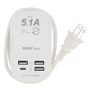 5.1A USB Smart charger