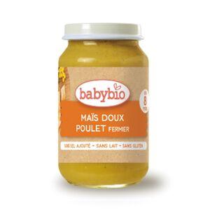 Babybio Sweet Corn Chicken Jar