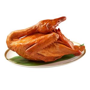麒王府燻茶鴨(熟凍品-熟品每隻約1.5公斤)