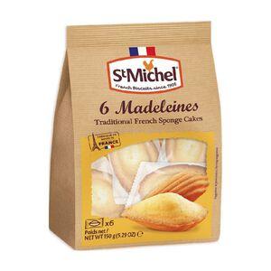 St.Michel瑪德蓮蛋糕(蛋奶素)25gx6