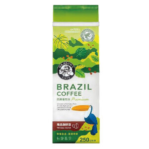 MR.BROWN PREMICUM  BRAZIL COFFEE BEANS