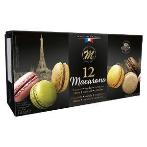 MAGM Frozen Macarons x12
