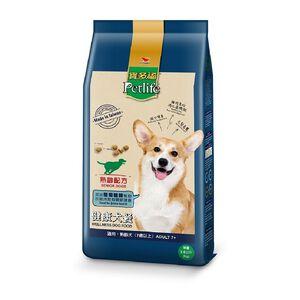 寶多福健康犬餐-熟齡配方-3.5Kg