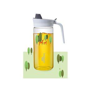 Heat Resistant Glass Oil Bottle