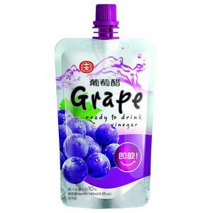 Shih-Chuan Grape Vinegar Drink 140ml