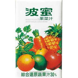 Bomy Mixed Juice (TP)