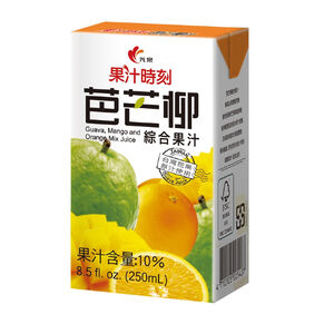 Kuan Chuan Guava Mango Orange Juice