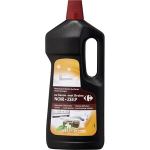 家樂福全效多功能黑肥皂家用清潔劑
