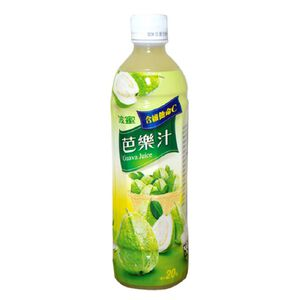 波蜜芭樂汁PET-580ml