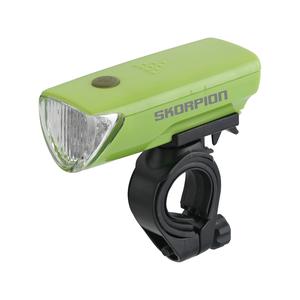 【自行車】5LED白光造型車燈-顏色隨機出貨