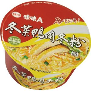 味味A冬菜鴨肉冬粉(碗) 60g