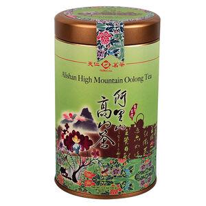 Alishan High Mountain Oolong Tea