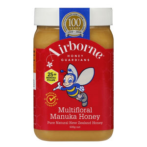 艾爾邦麥蘆卡百花蜂蜜(花粉含量25+) 500