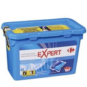 家福EXPERT2合1衣物柔軟洗衣球