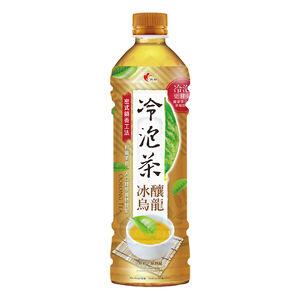 光泉冷泡烏龍茶無糖-585ml