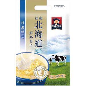 Quaker Hokkaido Milk Instant Cereal-Orgi
