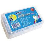 Shallop Flat Thread Dental Floss Pick, , large