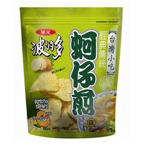 波的多洋芋片(蚵仔煎口味)