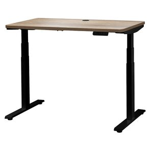 Electric lifting work table