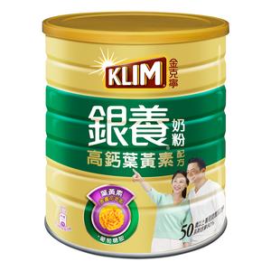 金克寧銀養奶粉高鈣葉黃素配方 1.5Kg