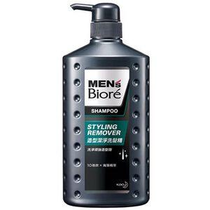 Men s Biore Shampoo-Styling Remover