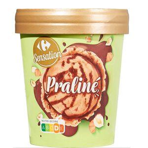 C-Sensation Praline Chocolate Ice Cream