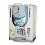 晶工牌JD-6718光控冰溫熱開飲機, , large
