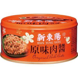 新東陽原味肉醬-160g