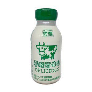 國農麥胚芽調味牛乳215mlx6