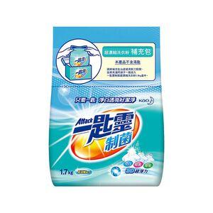 Attack powder detergent refill