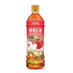 光泉茉莉茶園蘋果紅茶-585ml