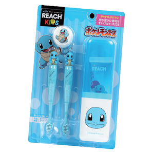 Kids Toothbrush Set-Squirtle