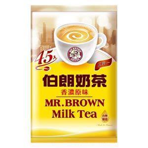 伯朗奶茶3合1 17g*45