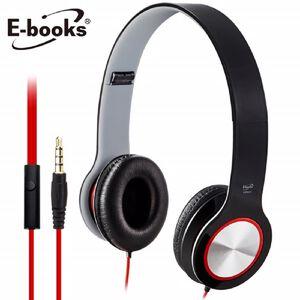 E-books S13 接聽鍵摺疊耳機