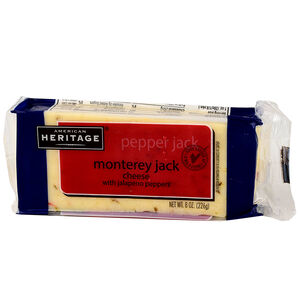 Heritage Pepper Jack Monterey Jack With